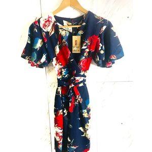 Levi's | Floral Dress | Size 2 |